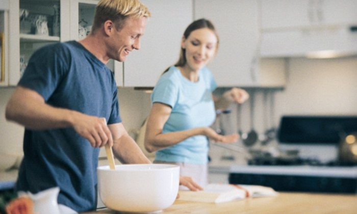 Chef Toni's Cooking Adventures - Upper West Side: Parents' Cooking-for-Kids Class for One or Two Adults at Chef Toni's Cooking Adventures (61% Off)