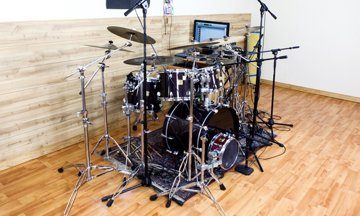 Drummer Paradise - North Miami: One 45-Minute Drum Lesson or Two 30-Minute Lessons at Drummer Paradise (Up to 55% Off)