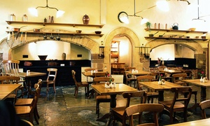 Savile Restaurant: Two-Course Lunch for Two or Four at Savile Restaurant (Up to 50% Off)