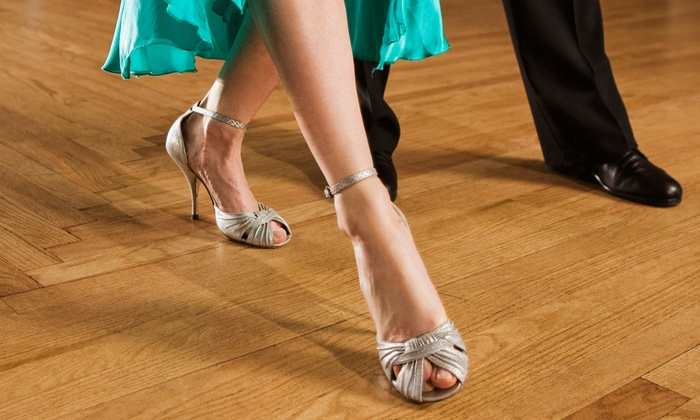 Dance With Melissa - Ingleside Heights: Three, Four, or Five Drop-In Beginners' Ballroom or Latin Dance Classes at Dance with Melissa (Half Off)