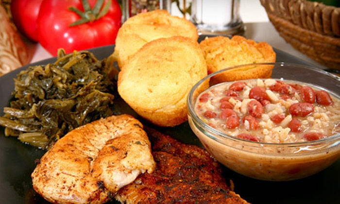 Hobert's Soul Food and Canteen - South Poly: $10 Worth of Soul Food