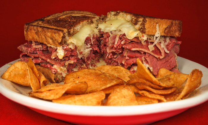 Mort's Delicatessen - Robbinsdale - Crystal - New Hope: Deli Sandwiches and Drinks for Two or Four at Mort's Delicatessen (Up to 58% Off)