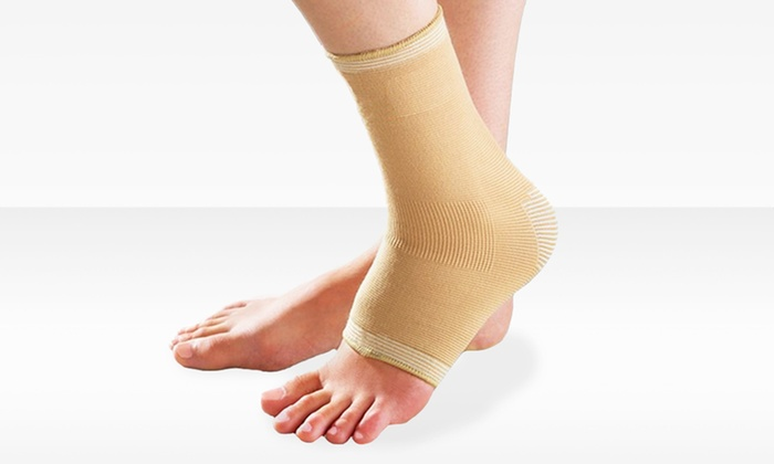 Far Infrared Warming Ankle Supporter: Far Infrared Warming Ankle Supporter. Free Returns.
