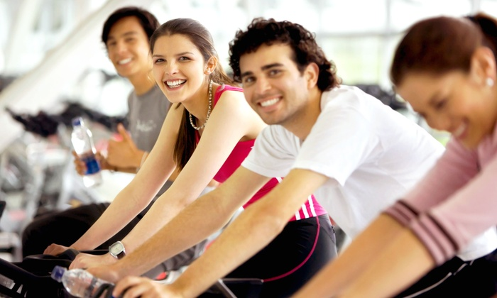 Total Ryder in Motion - Colonie: Five Indoor Cycling Classes or One Month of Unlimited Classes at Total Ryder in Motion (Up to 55% Off)
