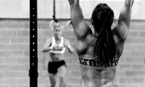 CrossFit Aether: One Week of Foundation CrossFit Classes with Three or Five Weeks of Regular Classes at CrossFit Aether (89% Off)
