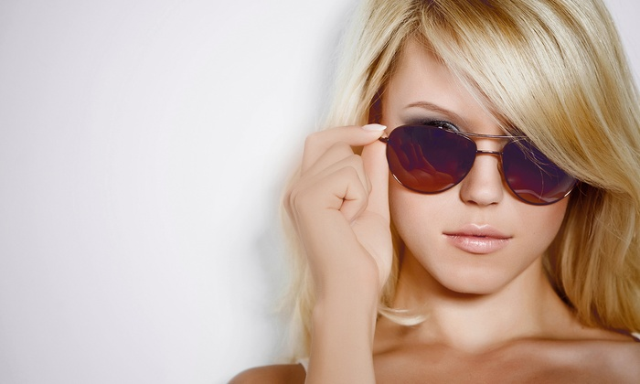 Eye Care Associates - Multiple Locations: Prescription Glasses or Sunglasses at Eye Care Associates (Up to 75% Off)
