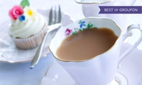 Afternoon Tea with Optional Prosecco for Two or Four at The Roundabout Hotel (Up to 36% Off)