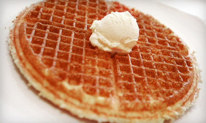 Waffle House - Multiple Locations: Diner Fare at Waffle House (Half Off)