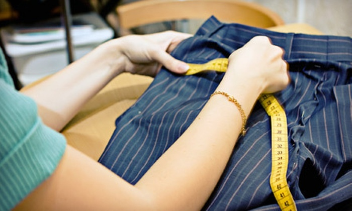 Fantastic Alterations by Kelly - East Lansing: $10 for $20 Worth of Clothing Alterations and Repairs at Fantastic Alterations by Kelly in Haslett