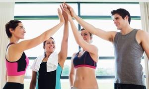 Bodyplex Alpharetta: Month of Unlimited Team Fitness Classes or Four Personal Training Sessions at Bodyplex Alpharetta (Up to 85% Off)
