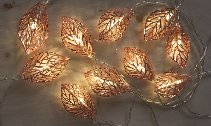 String Lights Vistaprint : Apothecary 10-Foot Decorative LE Groupon Goods