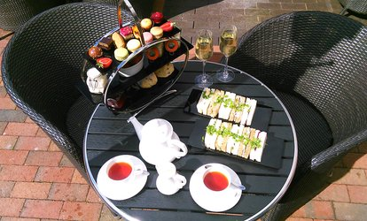 image for 4* Afternoon Tea with Prosecco for Two or Four at Marco Pierre White at The Manor Hotel Meriden (27% Off)