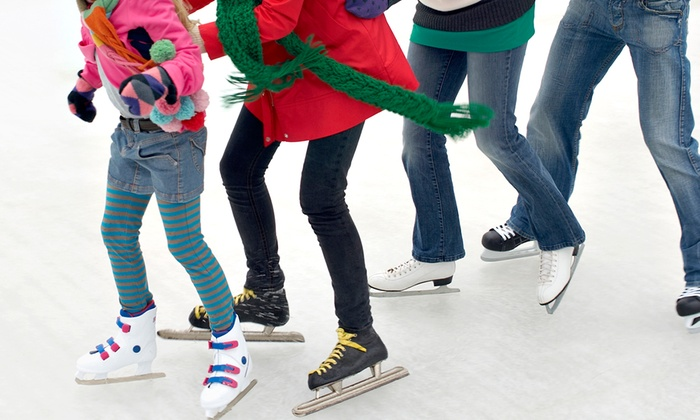 Appleton Family Ice Center - Appleton: Ice-Skating Package for Two or Four at Appleton Family Ice Center (Up to 50% Off)
