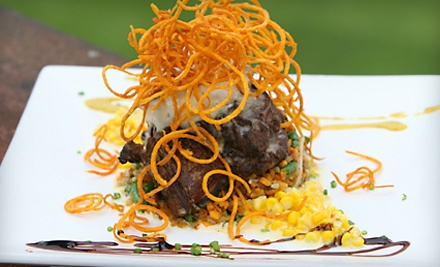 $50 Groupon toward Dinner for Two or More - Soundview of Glen Cove in Glen Cove
