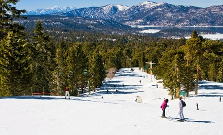 1- or 2-Night Stay at Big Bear Lake Front Lodge in Big Bear Lake, CA