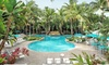 About Key West Marriott Beachside Hotel. Property Location When you stay at Key West Marriott Beachside Hotel in Key West, you'll be on the waterfront, within a minute drive of Smathers Beach and Key West Art and Historical Society.