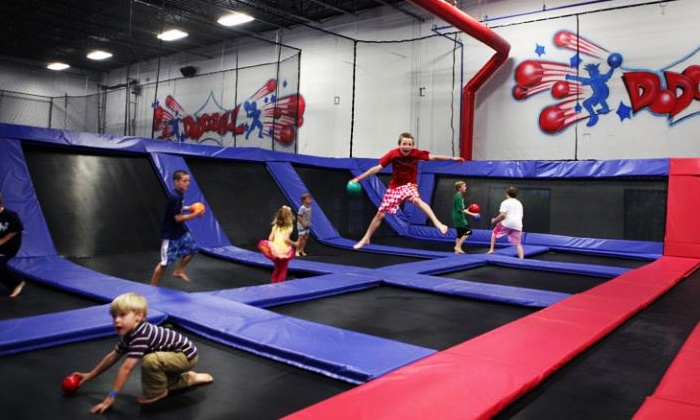 Jump America - Gurnee: Two-Hour Admission for Two or Four at Jump America (Up to 48% Off)