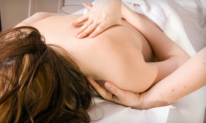 Hartter Chiropractic - East Avenue: $49 for a Chiropractic Package with Exam, Treatment, and One-Hour Massage at Hartter Chiropractic ($180 Value)