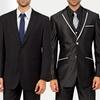 Braveman Men's Two-Button Suit