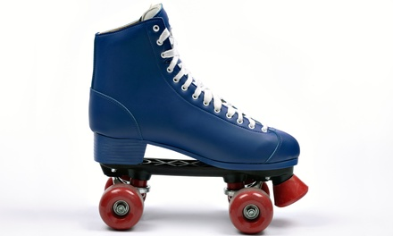 Roller-Skating with Drinks or Birthday Party for Up to 10 at Temple Hills Skating Palace (Up to 69% Off)