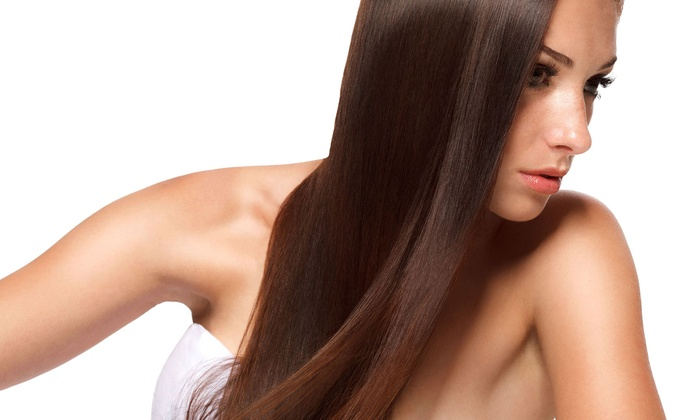 Bliss Hair Salon - Rocky Point: Women's Haircut, Glaze, and Color Packages at Bliss Hair Salon (Up to 58% Off). Three Options Available.