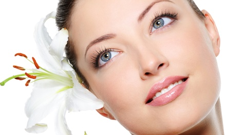 European Facial with Eye Treatment or European Facials with Face-Lifts from Angelina at Spoil Me (Up to 43% Off)