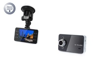 HD 1080p LCD Night Vision CCTV In Car DVR Accident Camera Video Recorder for £10.99
