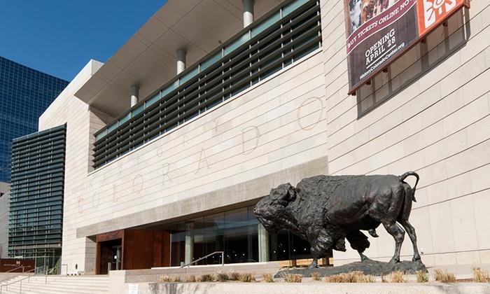 History Colorado Center - Capitol Hill: Museum Outing for Two or Four at History Colorado Center (50% Off)