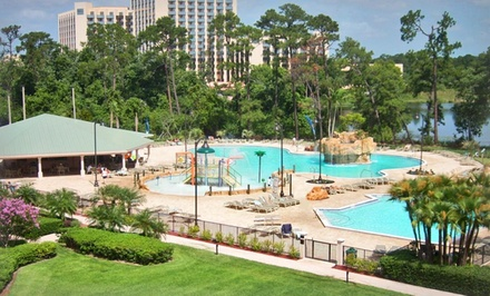 Stay at Wyndham Lake Buena Vista Resort in Orlando, FL