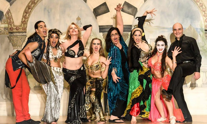 2014 Bellydance Masters: Bellies For Babies Gala Show - DoubleTree by Hilton Hotel Orlando at SeaWorld: 2014 Bellydance Masters: Bellies for Babies Gala Show for One or Two with One Parking Pass (Up to 52% Off)