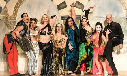 2014 Bellydance Masters: Bellies for Babies Gala Show for One or Two with One Parking Pass (Up to 52% Off)