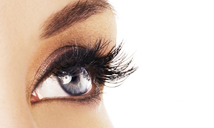 Permanent Makeup for Upper and Lower Eyelids or Brows at About Face Permanent Makeup (Up to 68% Off)