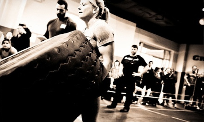 CrossFit Gloucester - York: $89 for One-Month CrossFit 101 Package with Personal Training and Unlimited Classes at CrossFit Gloucester ($200 Value)