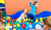 Tigers Indoor Play - Daventry: Kids' Soft Play: Entry For Two or Four from £3.45 at Tigers Indoor Play (Up to 71% Off)