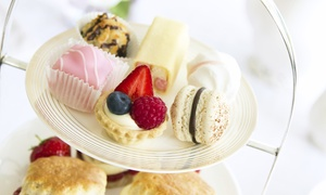 The Tophams Hotel Belgravia: Afternoon Tea For Two or Four from £24 at Tophams Hotel Belgravia (Up to 58% Off*)