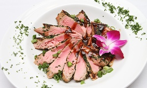 Taste 99 at Carlyle on the Green: Bistro Cuisine for Dinner at Taste 99 at Carlyle on the Green (Up to 52% Off). Two Options Available.