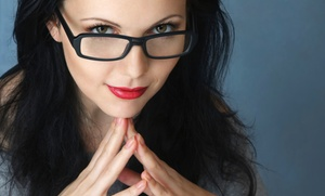 Eye Doctor's Optical Outlets: Prescription Glasses with Optional Eye Exam at Eye Doctor's Optical Outlets (Up to 73% Off)