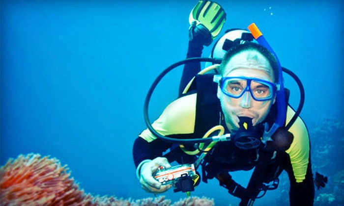 Hart City Scuba Inc. - Washington: $149 for PADI Open-Water Scuba-Certification Course at Hart City Scuba Inc. ($300 Value)