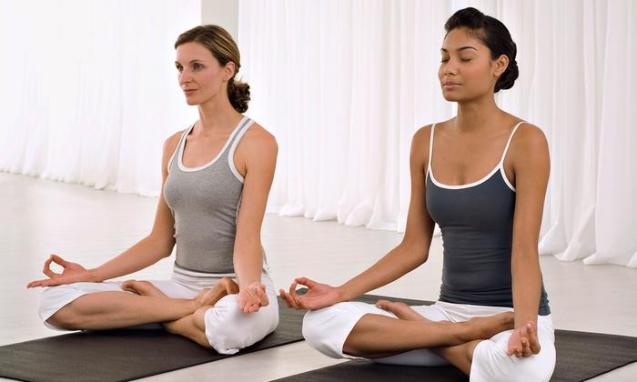 Atman Yoga Studio - Rochester: 10 Classes or One Month of Unlimited Classes at Atman Yoga Studio (Up to 59% Off)