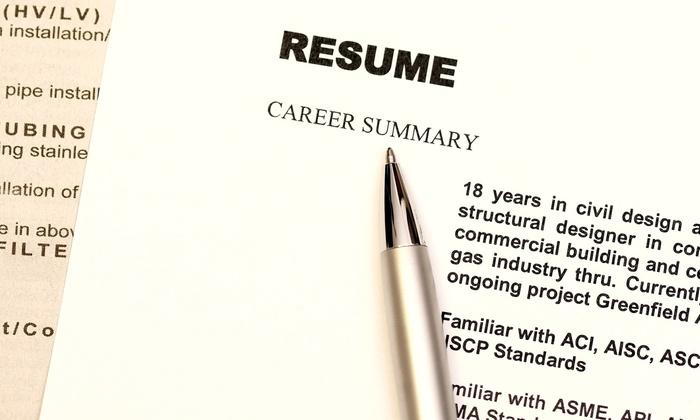 JC Resumes: $85 for Professional Résumé and Cover-Letter Service from JC Résumés ($260 Value)