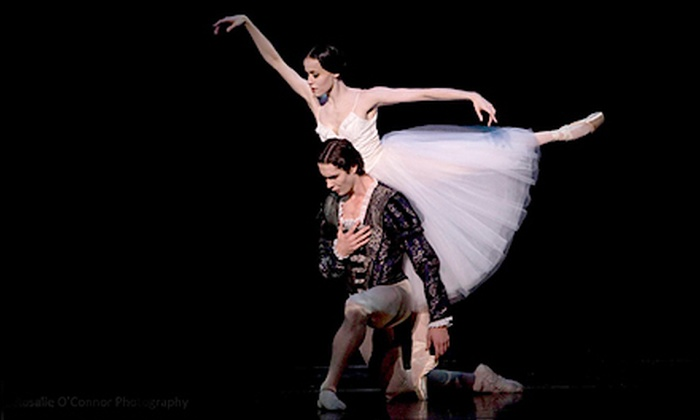 "Ballet Arizona presents ""Giselle"" - Phoenix: Ballet Arizona's Production of ""Giselle"" at Symphony Hall (Up to 60% Off). Six Options Available."