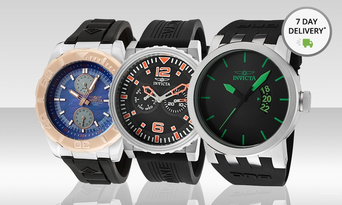 Invicta Men's Watches: Invicta Men's Watches. Multiple Styles from $59.99—$74.99. Free Shipping and Returns.