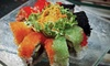 Bagu Sushi & Thai - Northrup: $15 for $30 Worth of Sushi and Thai Food at Bagu Sushi & Thai