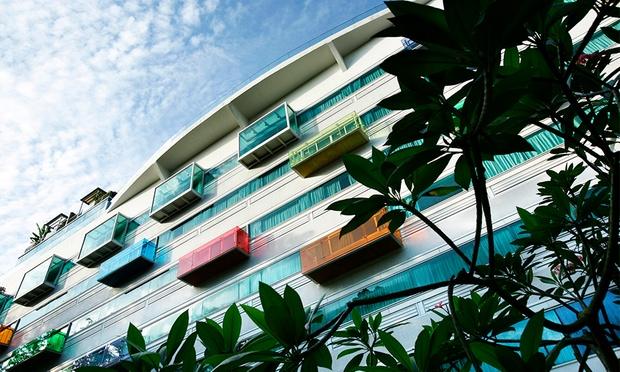 Singapore: 4* Village Hotel Changi 4