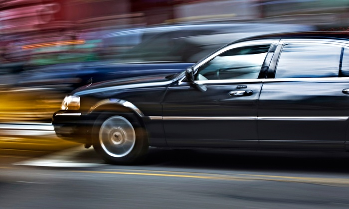 Sila Transportation - Boston: One-Way or Round-Trip Chauffeured Sedan Service to Logan Airport from Sila Transportation (Up to 59% Off)