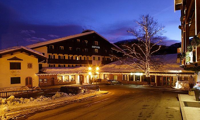 STE - HOTEL SAVOIA (SIROR) a San Martino di Castrozza, Provincia di ...