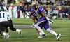 West Virginia Mountaineers vs. James Madison Dukes  - Summerfield: NCAA Football Game Between West Virginia and James Madison at FedExField on Saturday, September 15 (Up to 56% Off)