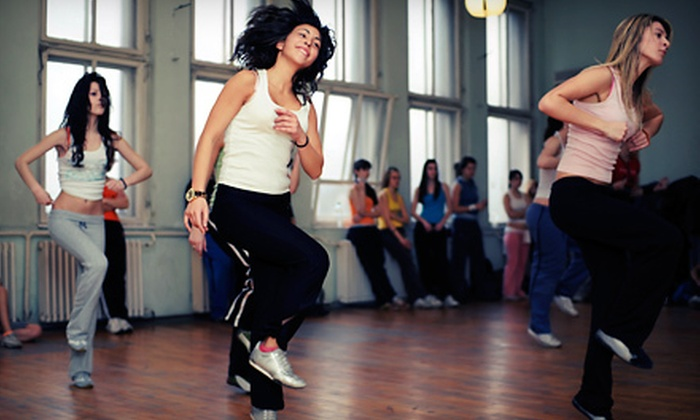 Zumba at Boise Racquet & Swim Club - Boise: $60 for Six Weeks of Unlimited Zumba and Sentao Classes at Zumba at Boise Racquet & Swim Club ($192 Value)
