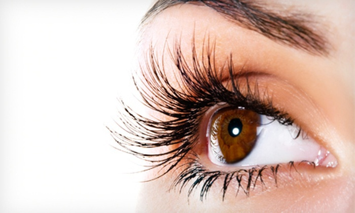 Ooh La Lashes - Otter Creek: One or Two Full Sets of Eyelash Extensions with Fill Treatments at Ooh La Lashes in Franklin (Up to 74% Off)