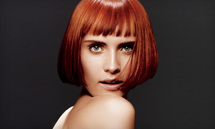 MAZ Aveda Hair Studio - Chatsworth: $75 Toward Hair Design and Skincare